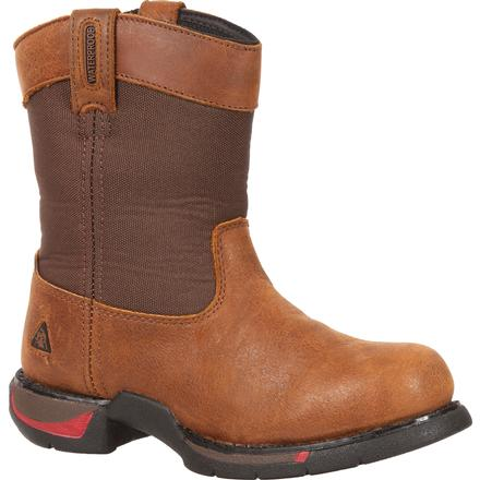 Rocky Kid's Long Range Waterproof Pull-On Boot, , large