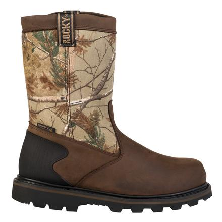Rocky Core Waterproof Pull-On Outdoor Boot, , large