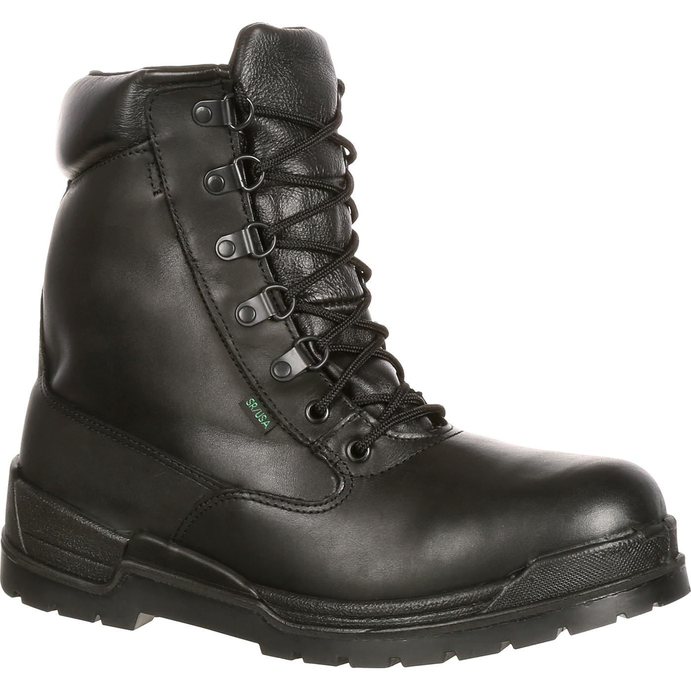 Rocky Eliminator Gore Tex Waterproof Insulated Duty Boot