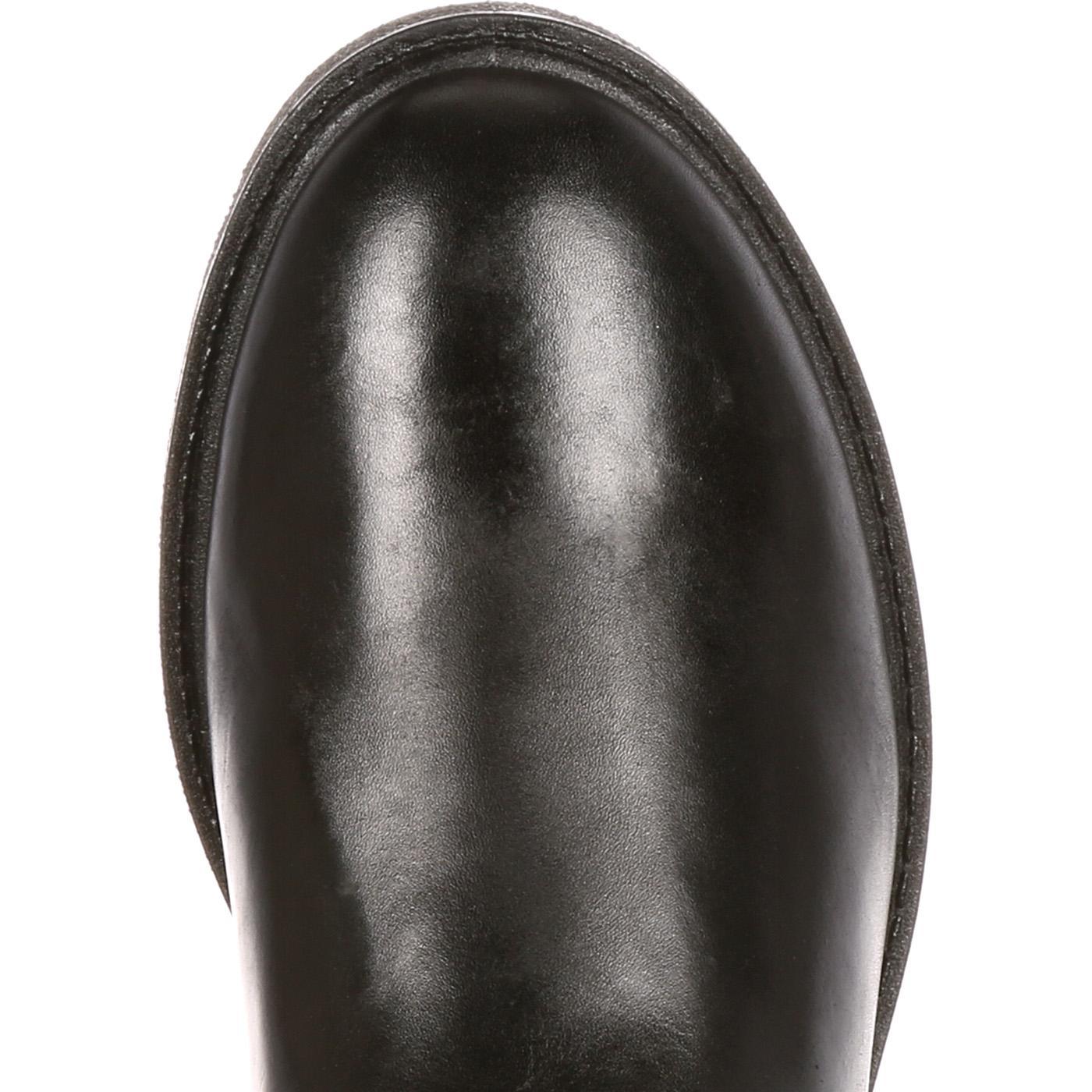 Rocky Men's Black Duty Pull-On Wellington Boot #FQ0006300