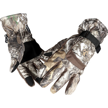Rocky Athletic Mobility Level 3 Waterproof Glove, Realtree Edge, large