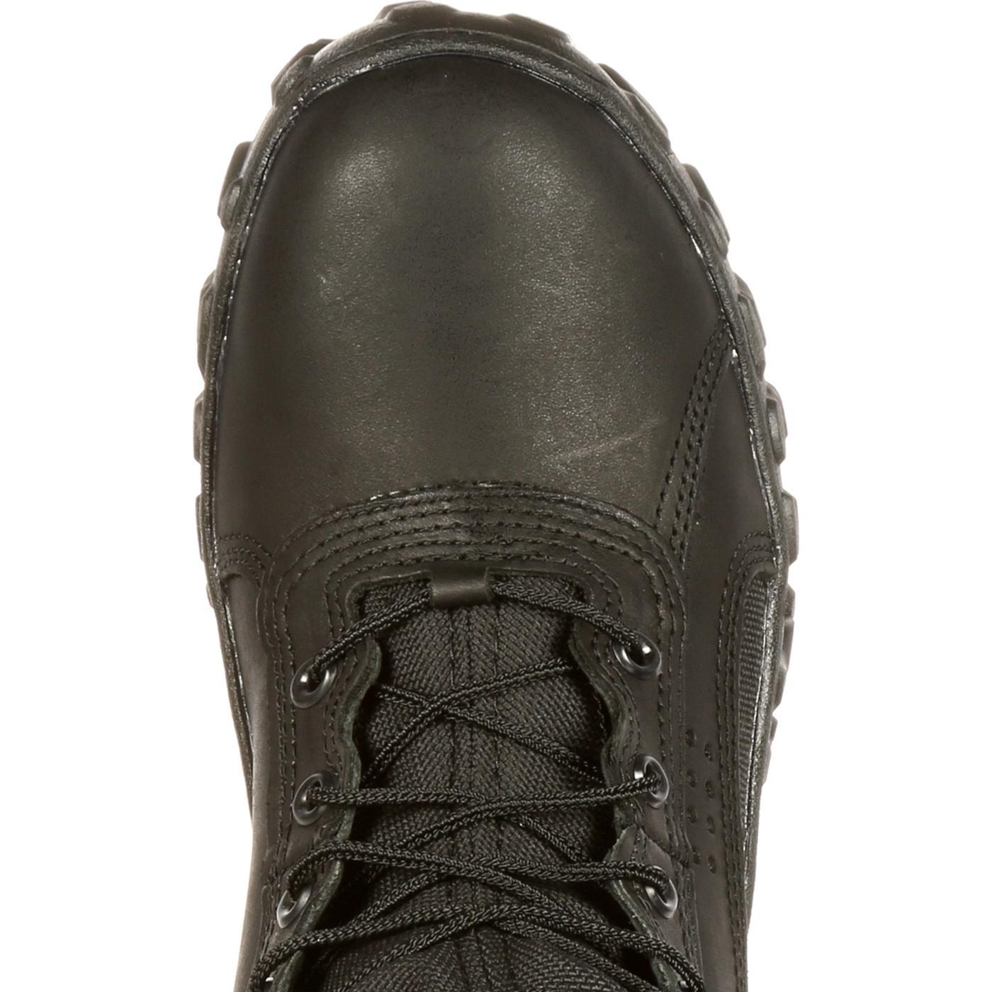 8eb37ffc94b Rocky S2V American-Made Black Military Boots
