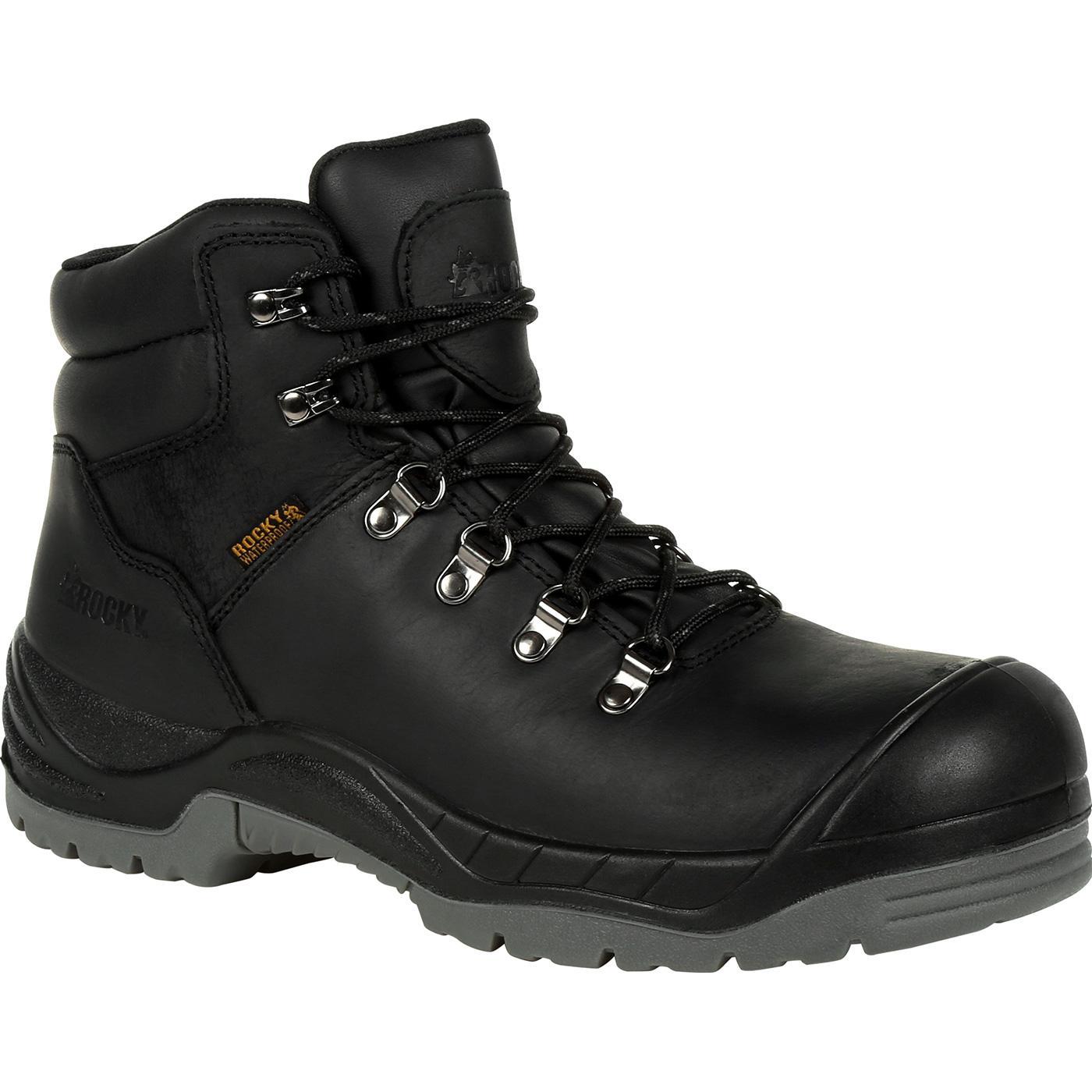 0c93ade05a34 Rocky Direct Attach  Men s Composite Tow Waterproof Work Hiker  RKK0244