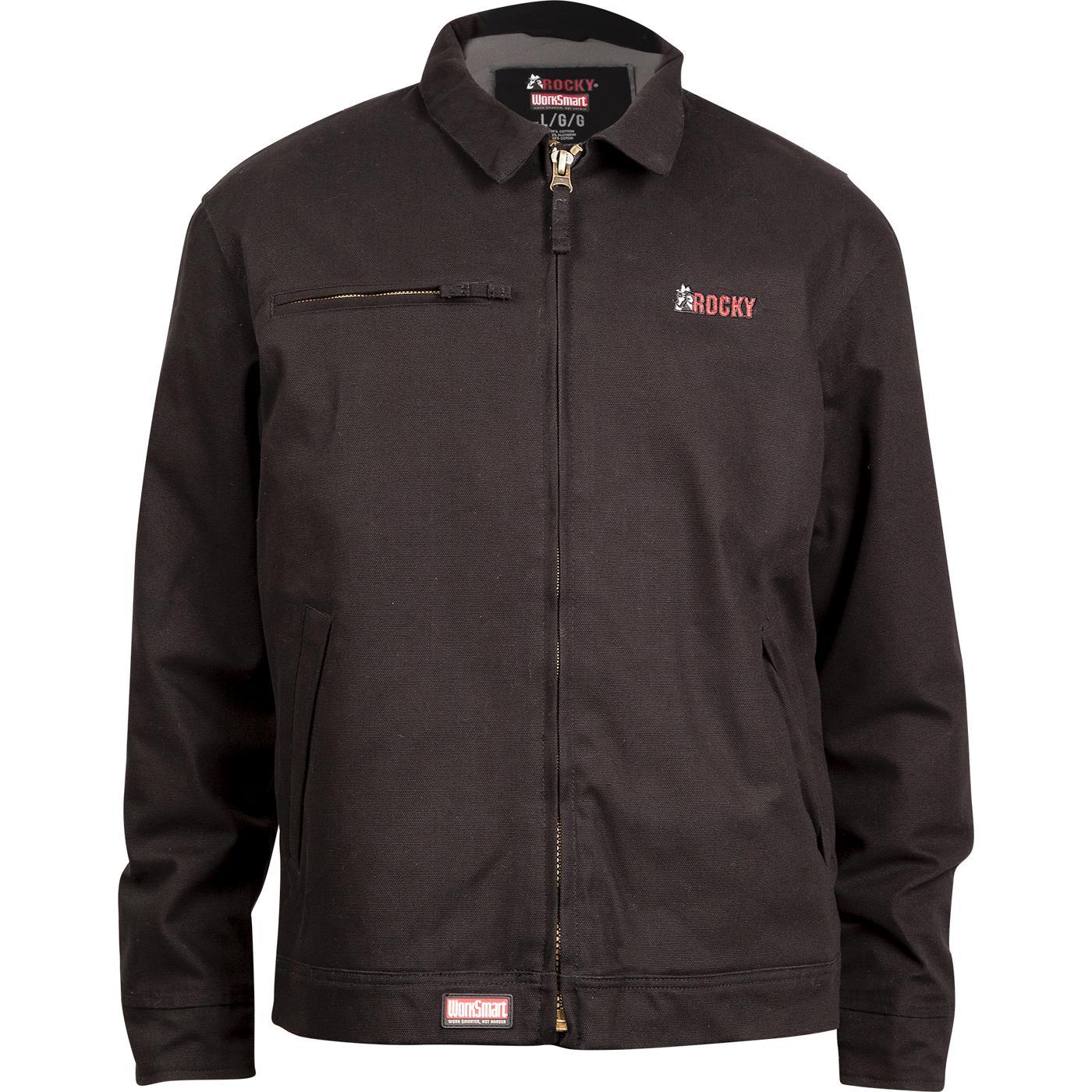 Rocky WorkSmart Waterproof Insulated Work Jacket. #WW00001