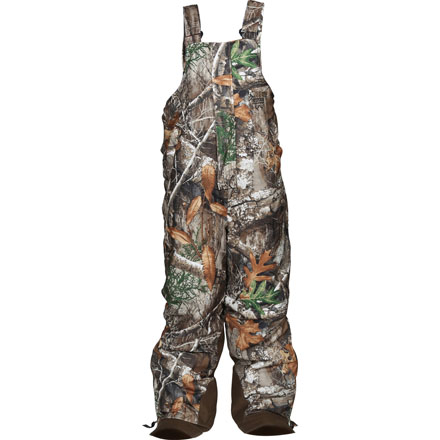 Rocky Junior ProHunter Waterproof Insulated Bibs, Realtree Edge, large