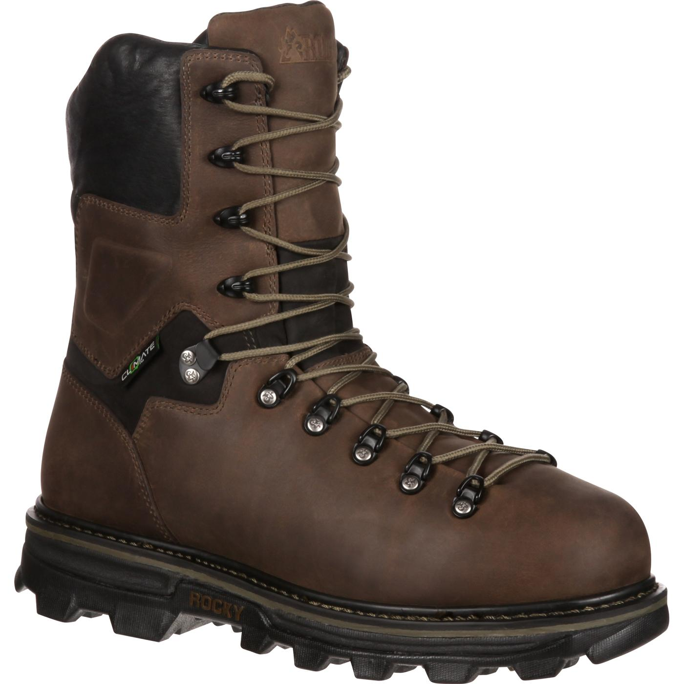 Men's Insulated Outdoor Boots - Insulated Boots