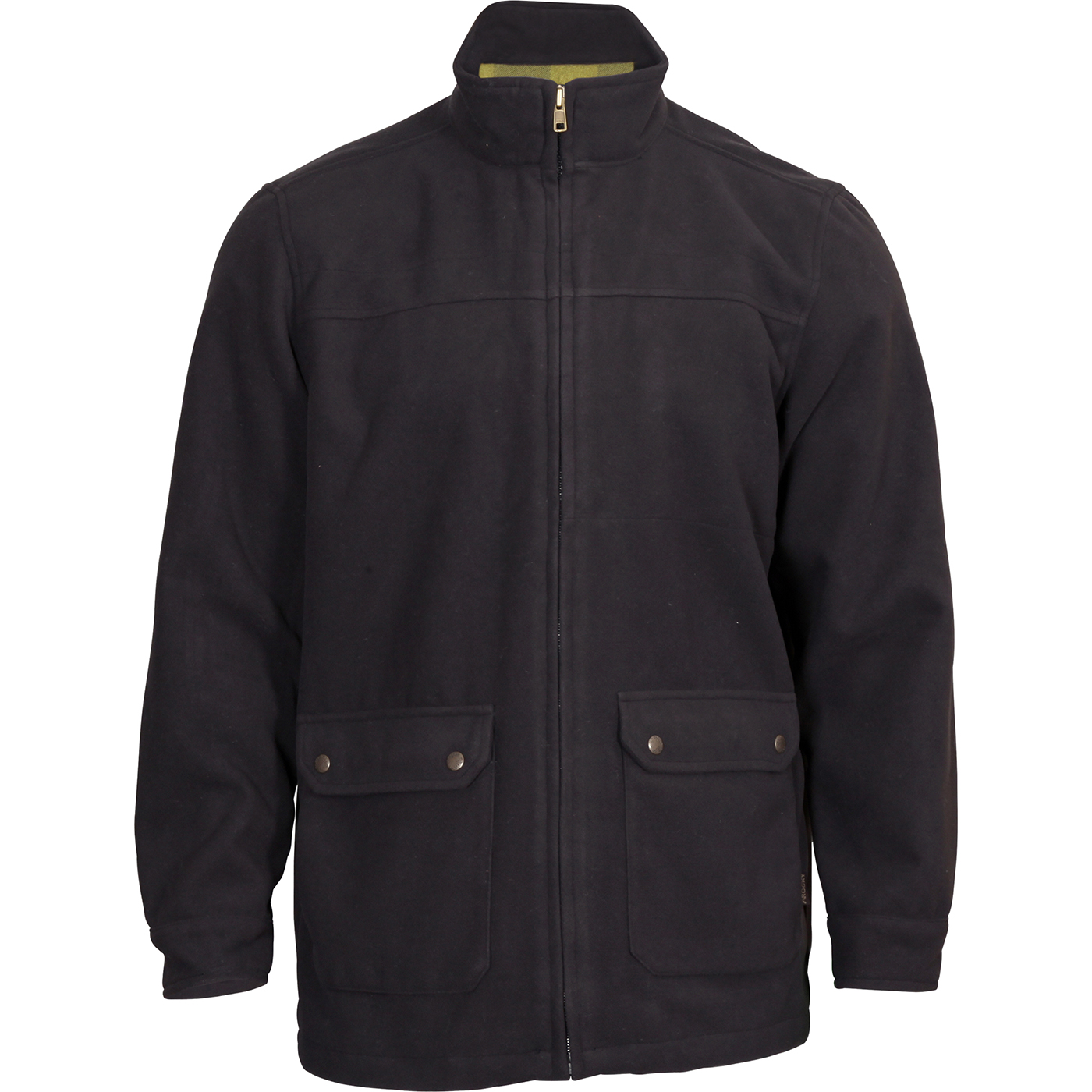 lined deere brown men s mens coats jackets m accessories flannel coat clothing jacket work barn john barns c shoes