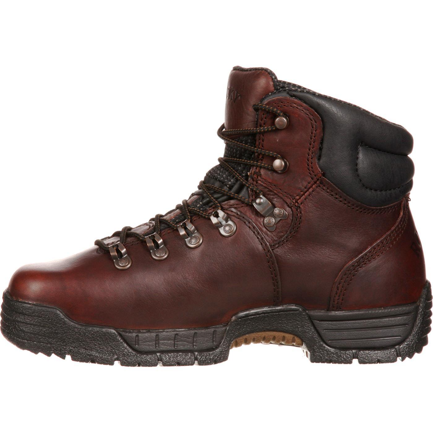 Rocky MobiLite Men's Waterproof Work Boots, Style #7114