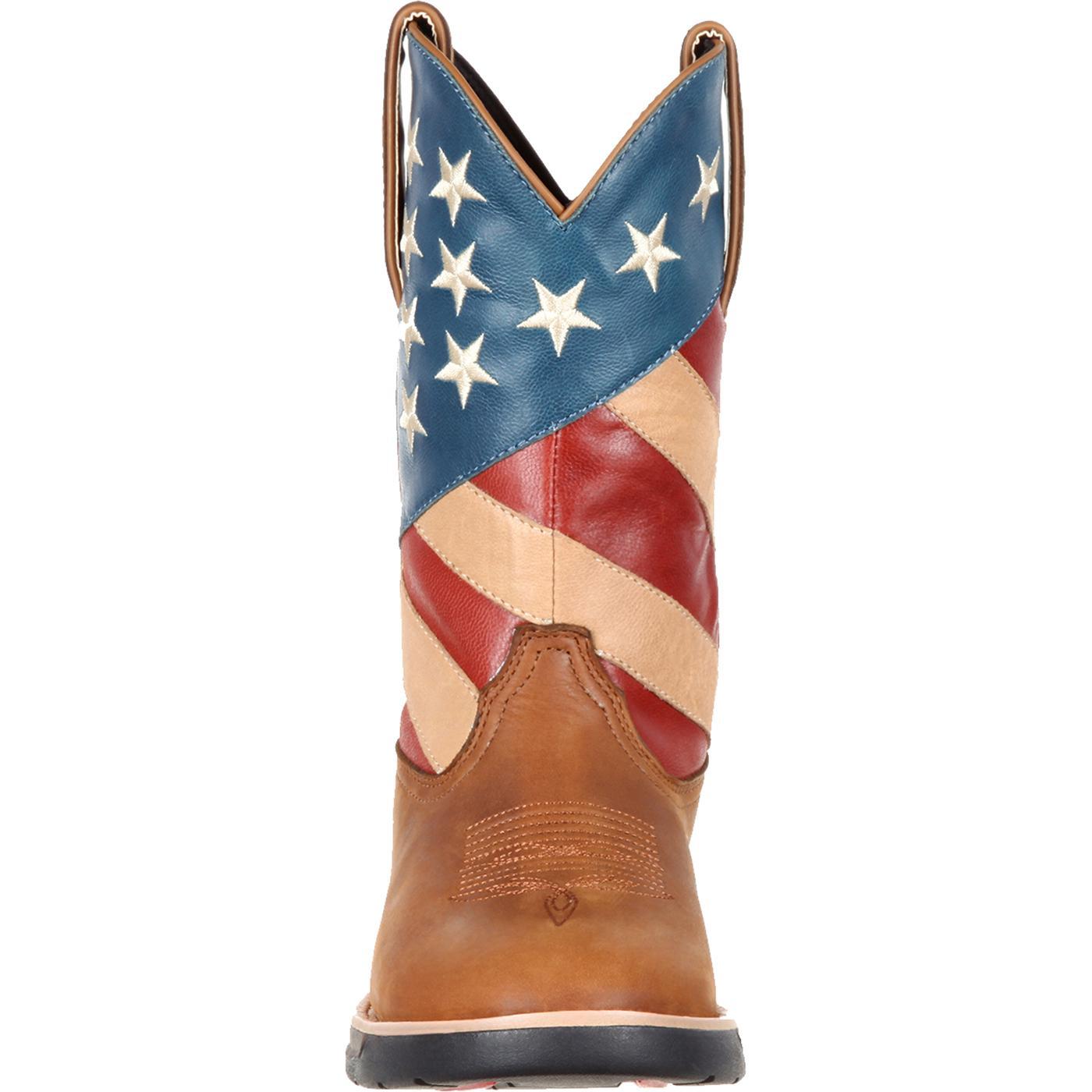 23941c17330 Rocky LT Women's Western Flag Boot