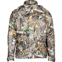 Rocky Stratum Insulated Waterproof Coat, Realtree Edge, medium