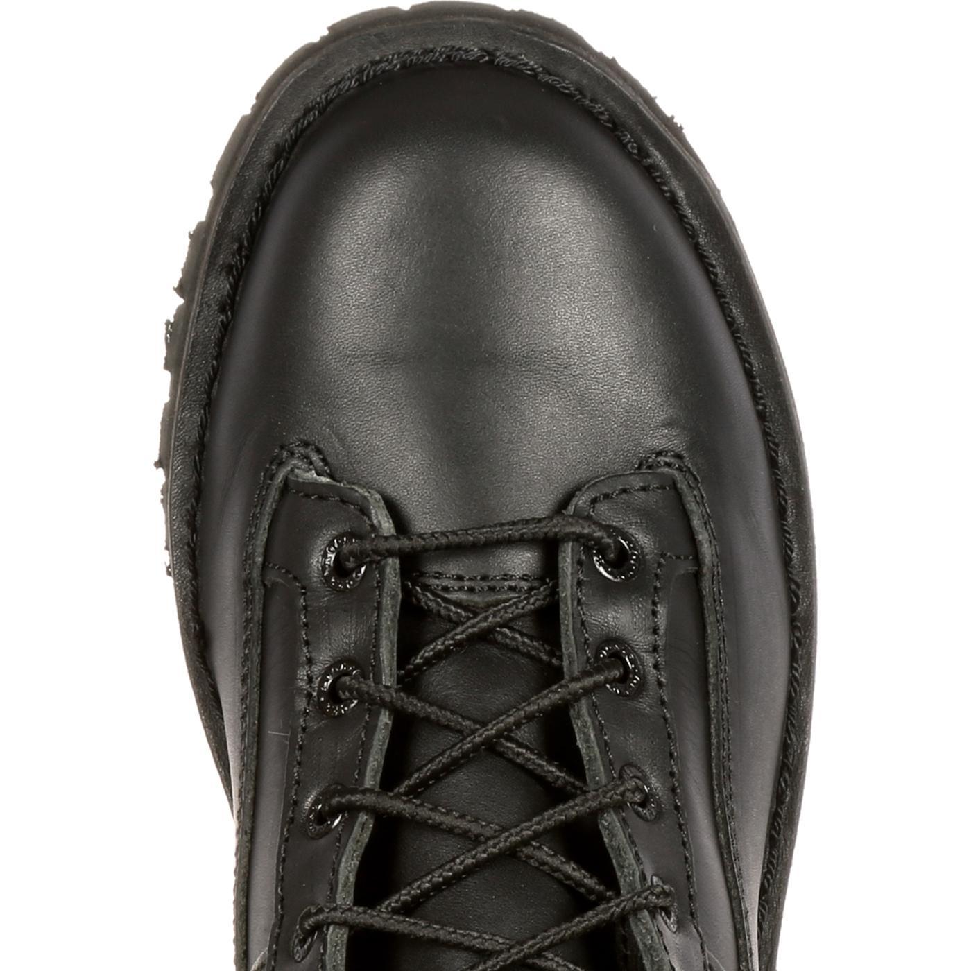 af9ca335900 Rocky Portland Lace-to-Toe Waterproof Duty Boots