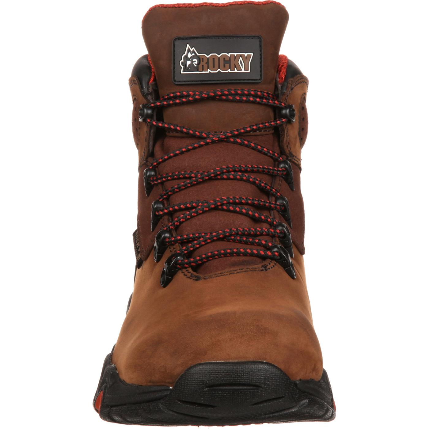 Men's Rocky Bigfoot Waterproof Hiker Work Boot, #RKYK062