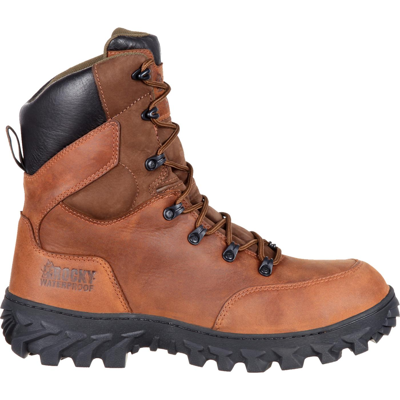 Images. Rocky S2V Composite Toe Waterproof 200G Insulated Work Boot ...
