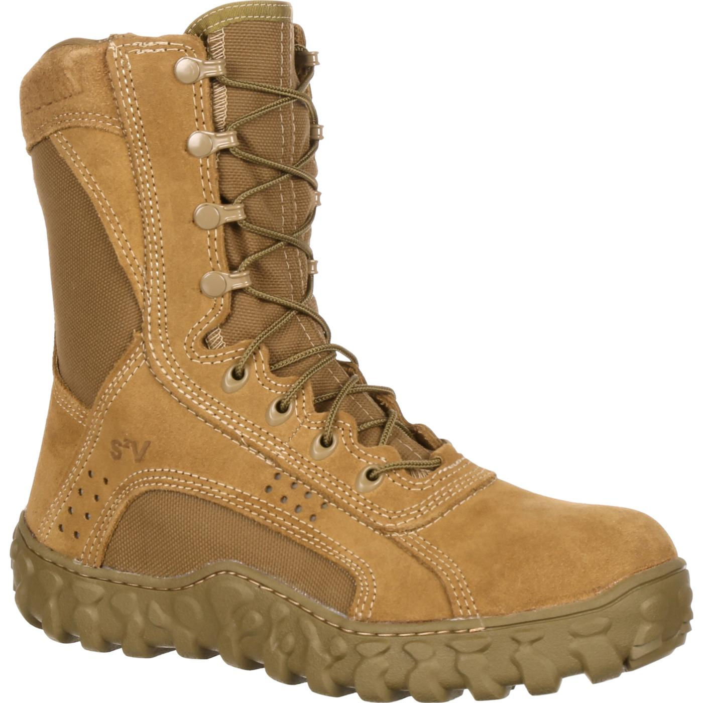 3ca748da172 Rocky S2V Tactical Military Boot