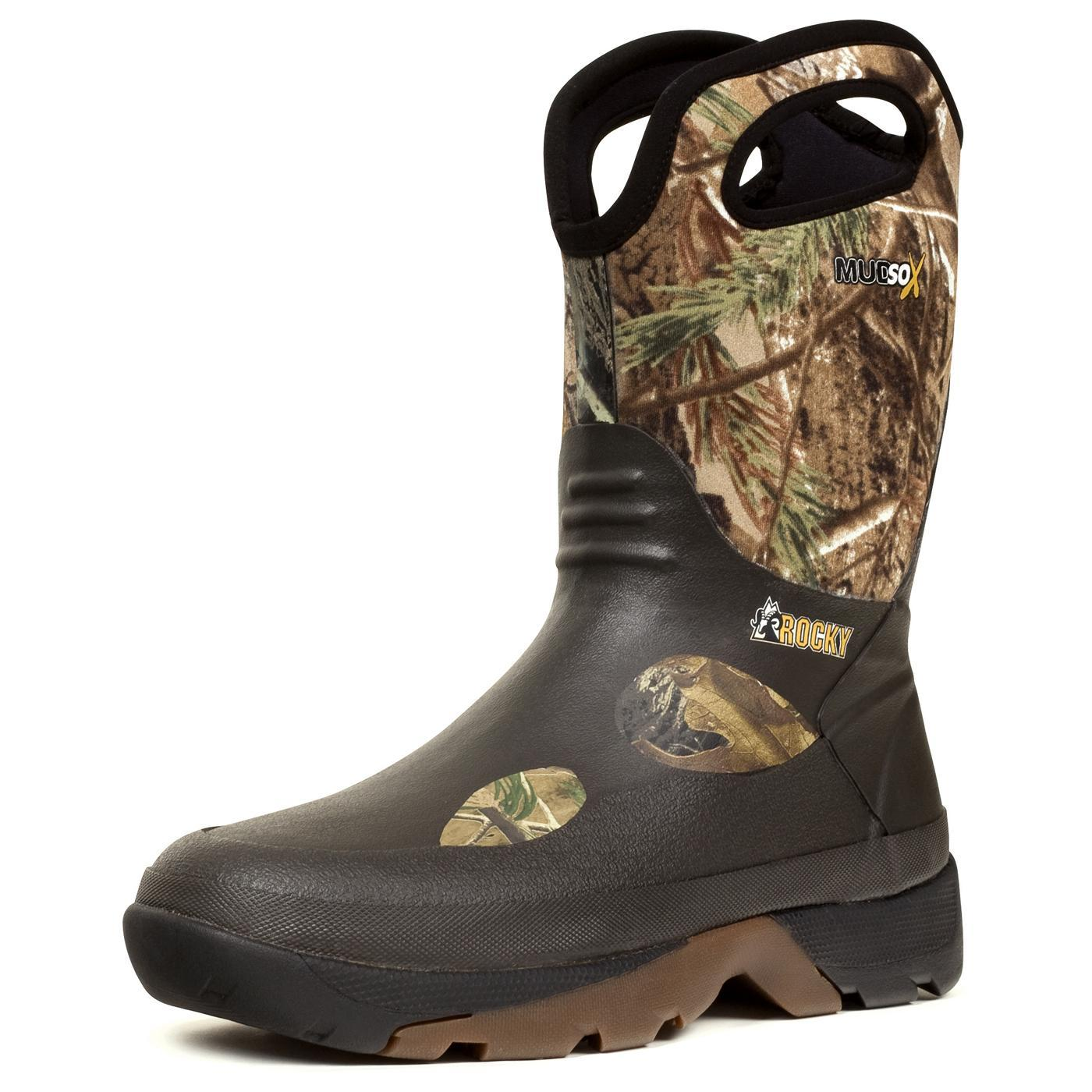 54b9a6e43fa Rocky MudSox Waterproof Hunting Boot