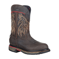 Rocky Iron Skull Waterproof Western Boot, , medium