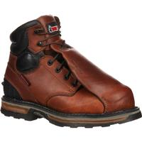 Rocky Elements Steel Waterproof Steel Toe Met-Guard Work Boot, , medium