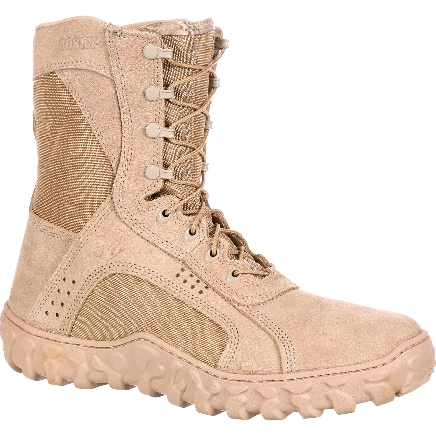 Rocky S2V Made in USA Tactical Military Boot FQ0000105