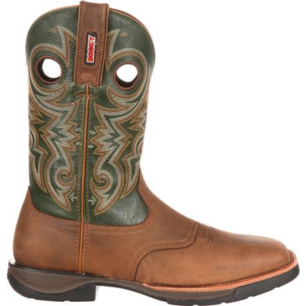 Rocky LT Saddle Western Boot, , large
