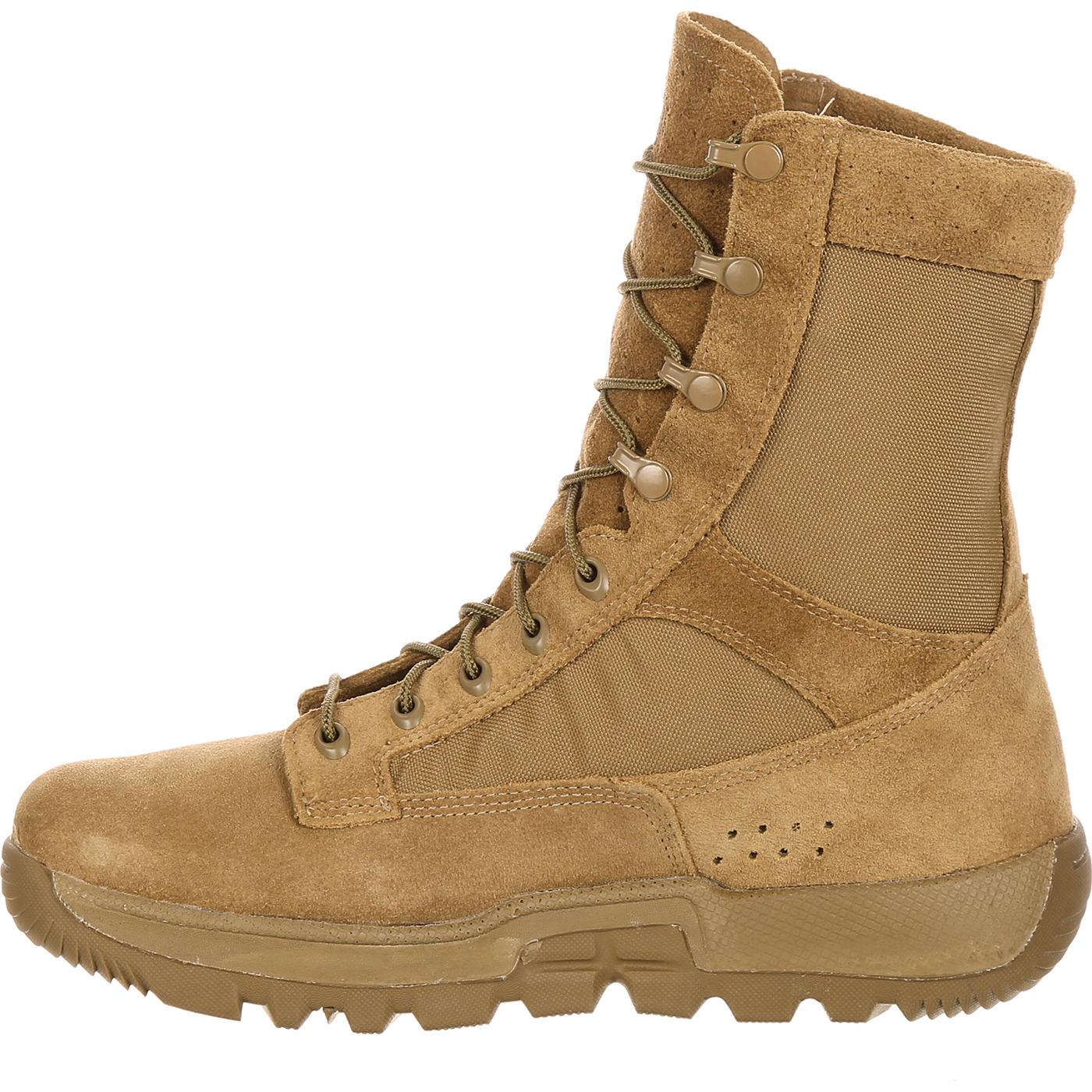 Rocky Lightweight Commercial Military Boot, style #RKC042