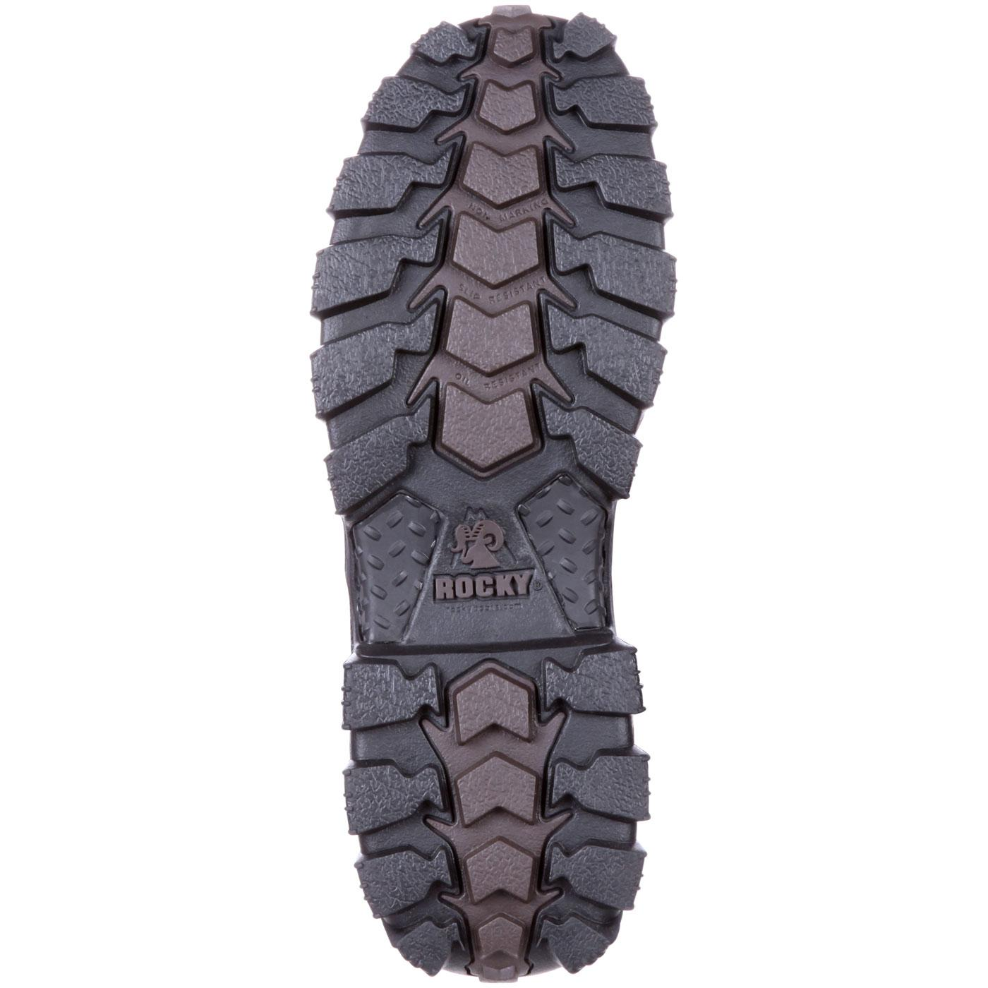 1f35bf262d0 Rocky Alpha Force Steel Toe Fully Puncture-Resistant Waterproof Work Boot