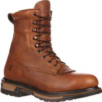 Rocky Original Ride Lacer Waterproof Western Boots, , medium