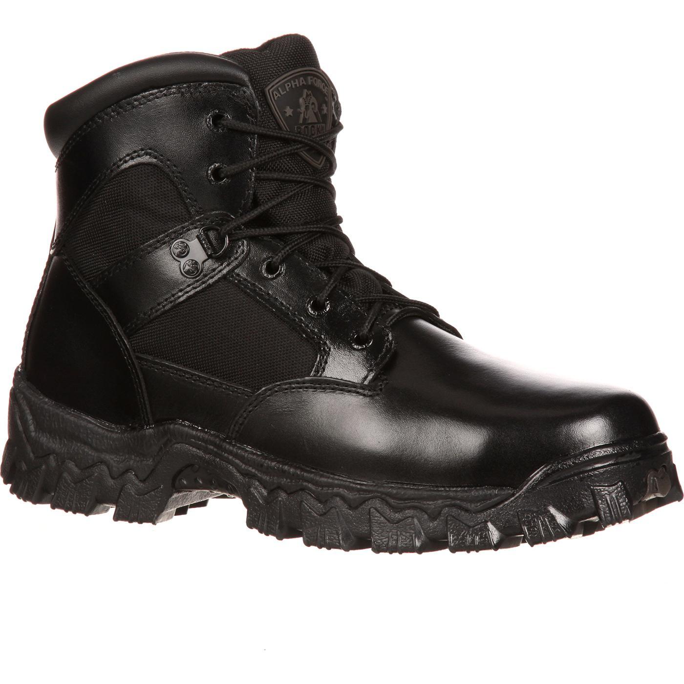 f91cfe9e47f Rocky Alpha Force Waterproof Public Service Boot