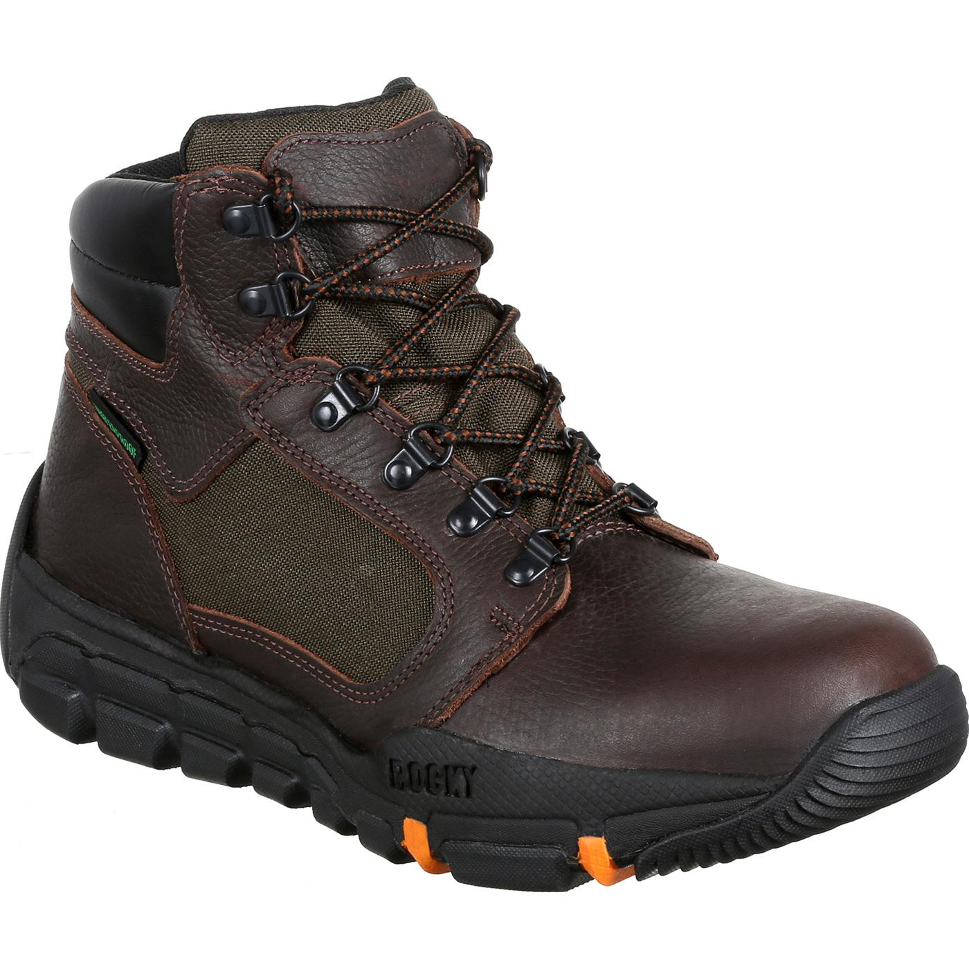 5487cf69802 Rocky Waterproof Outdoor Hiking Boot