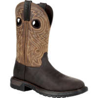 Rocky Original Ride FLX Steel Toe Western Boot, , medium