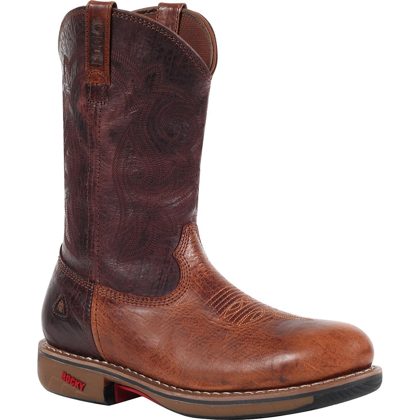 899b80a0f3c Rocky RIDE Western Boot