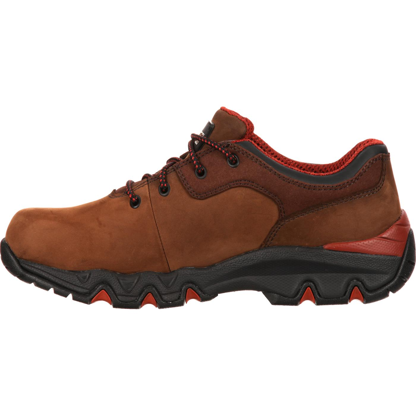 Rocky Slip Stop Work Shoes