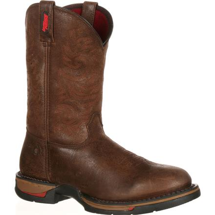 Rocky Long Range Western Work Boot, , large