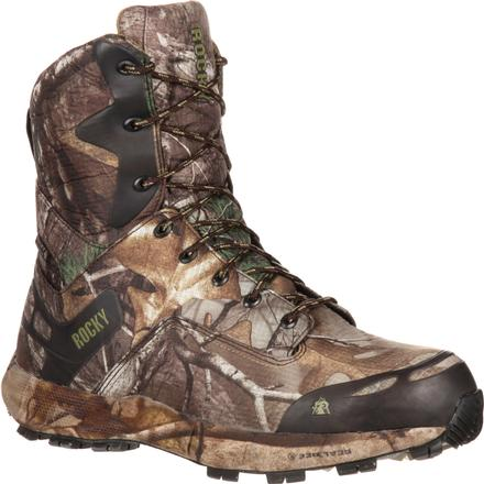 Rocky Broadhead Waterproof 400G Insulated Outdoor Boot, , large
