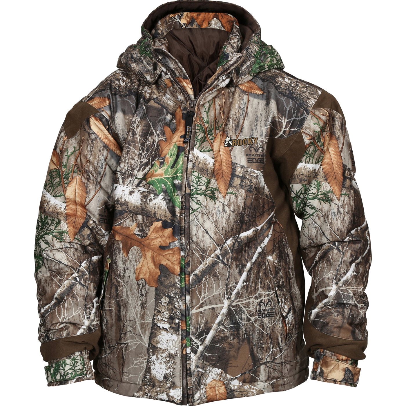 4530ca7b07 Rocky Junior ProHunter Waterproof Insulated Hooded Jacket, , large