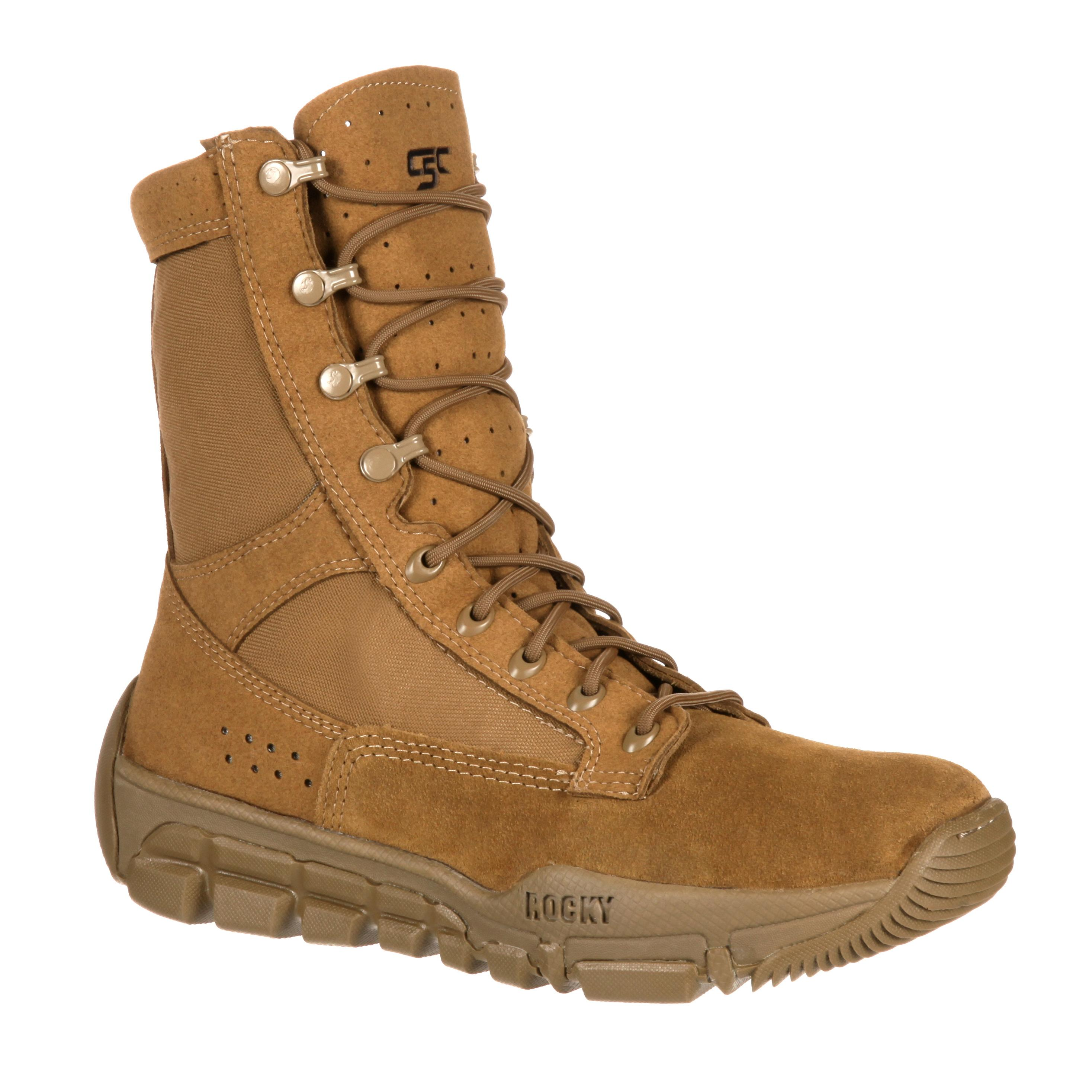 Rocky C5C Commercial Military Boot, #RKYC026