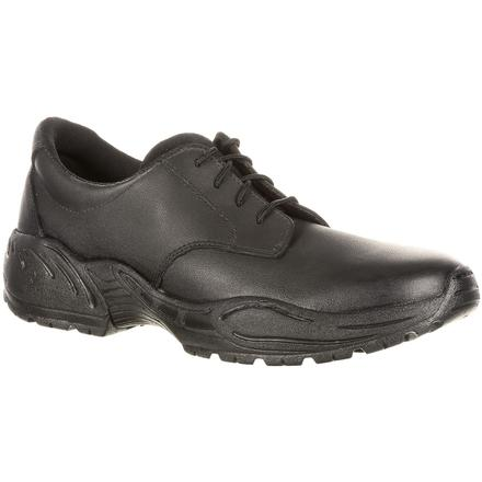 Rocky Plain Toe Duty Oxford, , large