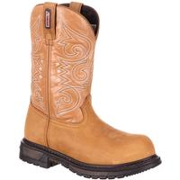 Rocky Original Ride Women's Composite Toe Waterproof Western Boot, , medium