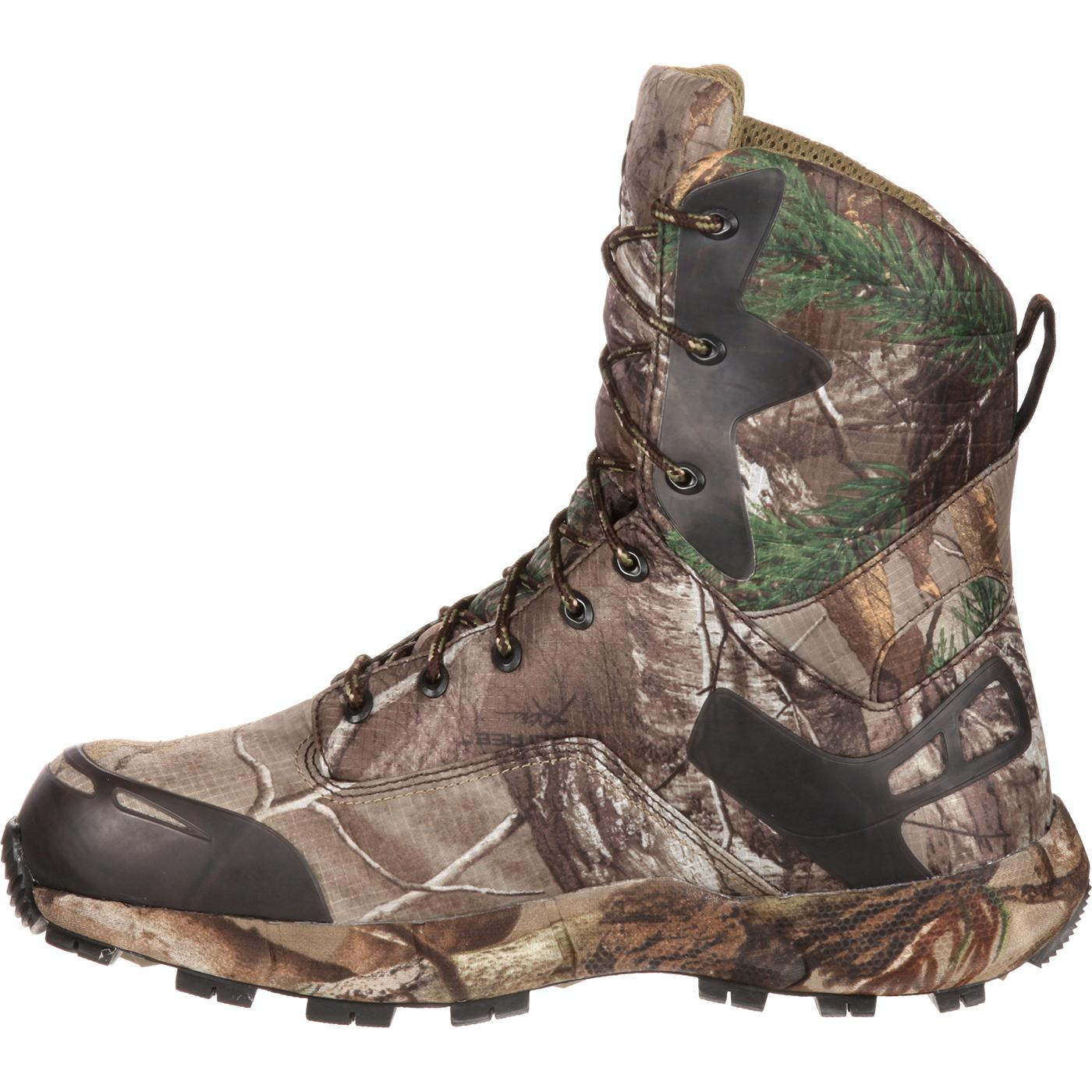 Rocky Broadhead Waterproof Insulated Lightweight Camo Boot