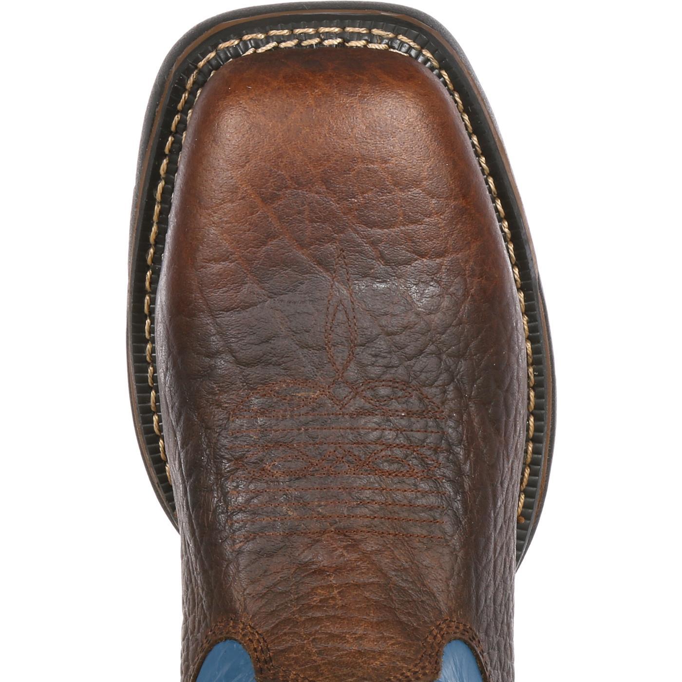 RW028 Rocky Long Range Carbon-Fiber Toe Waterproof Western Work Boots
