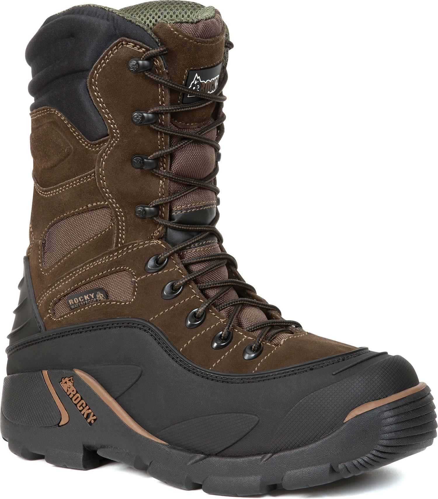Blizzard Stalker PRO Men's Waterproof Insulated ROCKY Boot