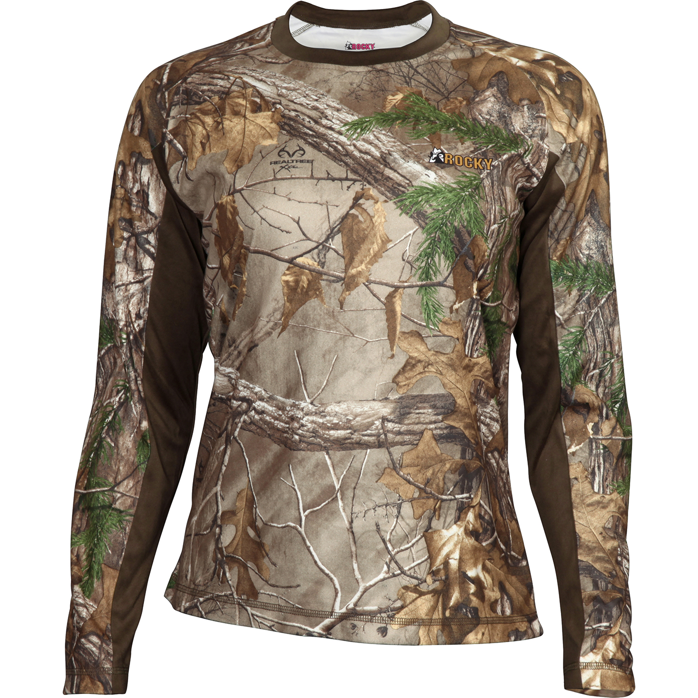 f1031f7b38350 Rocky Women's SilentHunter Scent Control 1/4 Zip Long-Sleeve Shirt ...