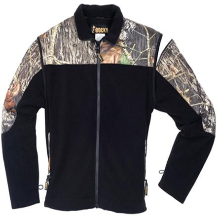 Rocky ProHunter Synergy Camo Fleece Vest/Jacket, , large