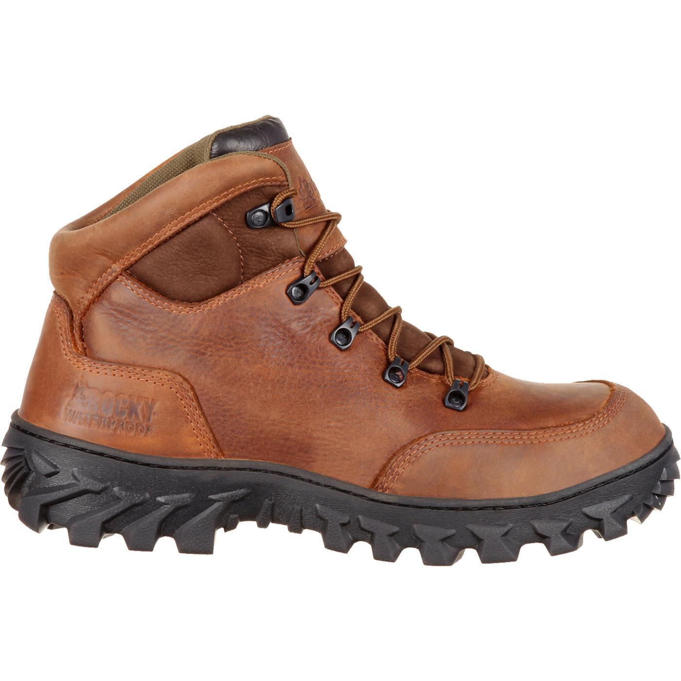 8f9e4b03b40 Rocky S2V Composite Toe Waterproof Work Boot