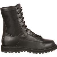 Rocky Portland Lace-to-Toe Waterproof Public Service Boots, , medium