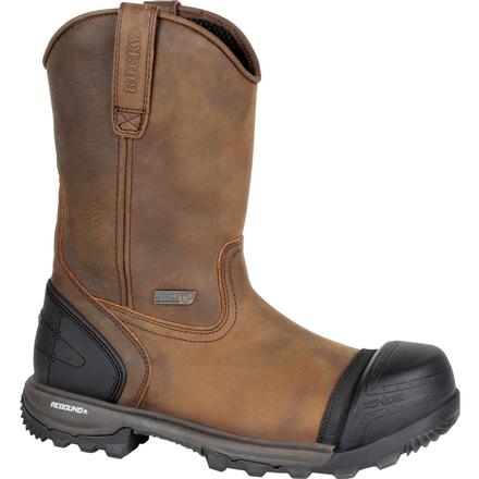 Rocky XO-Toe Composite Waterproof Pull-On Work Boot