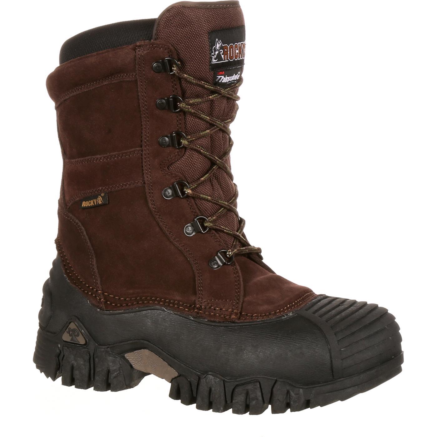 Rocky Jasper Trac men's insulated waterproof outdoor boot