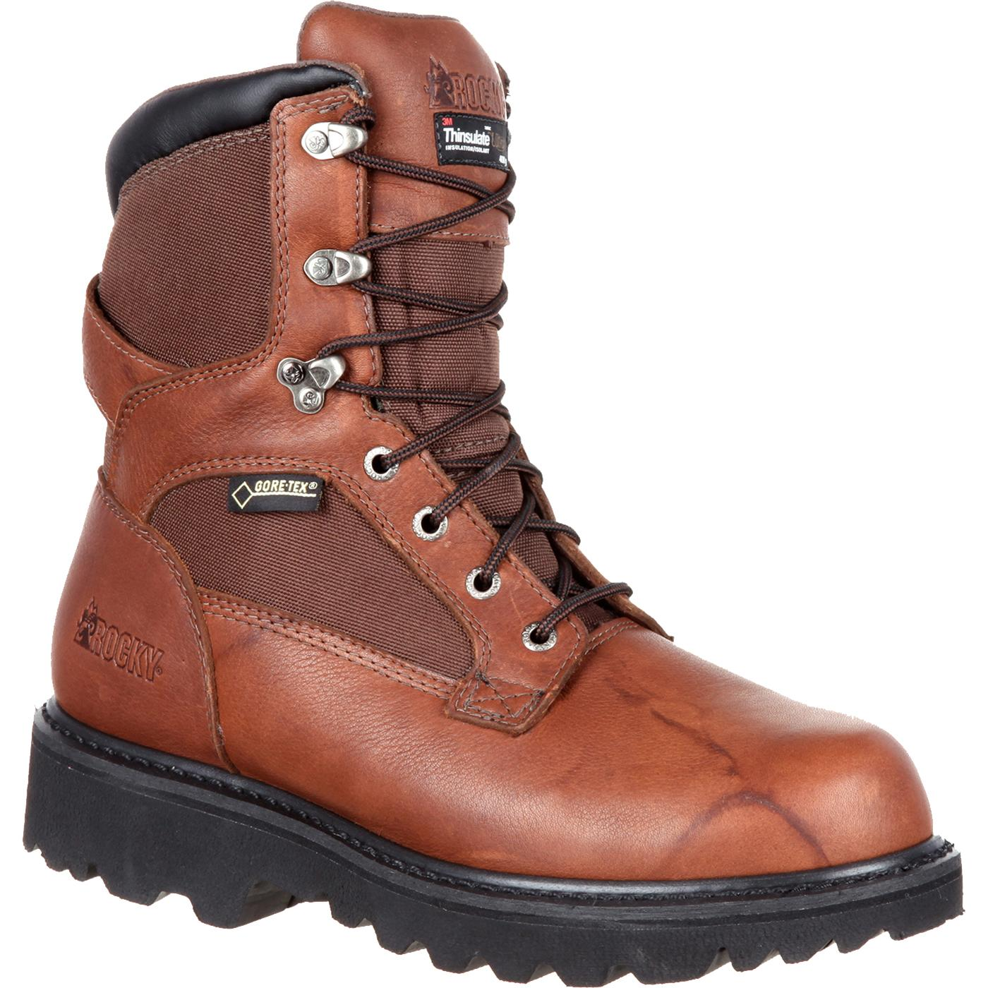 Rocky Ranger Gore Tex 174 Insulated Outdoor Boots Rks0304