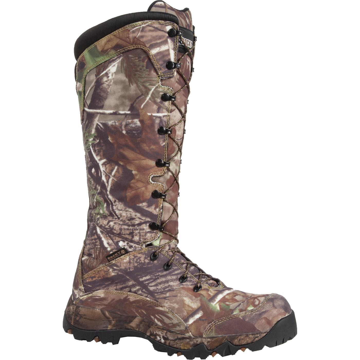 Rocky Game Seeker Waterproof Snake Boot Rkyo015