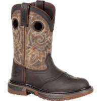 Rocky Kid's Original Ride FLX Western Boot, , medium