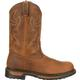 Rocky Original Ride Branson Steel Toe Waterproof Western Boots, , small